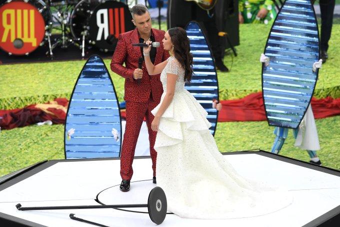 Aida Garifullina cantora copa do mundo