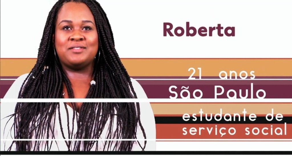 Roberta do BBB 17