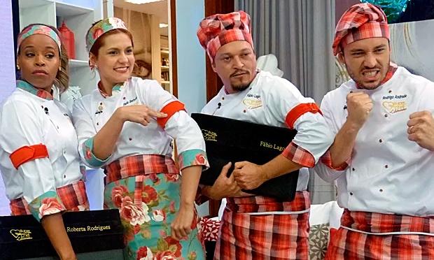 Super Chef Celebridades 2014 começa com divisão de equipes