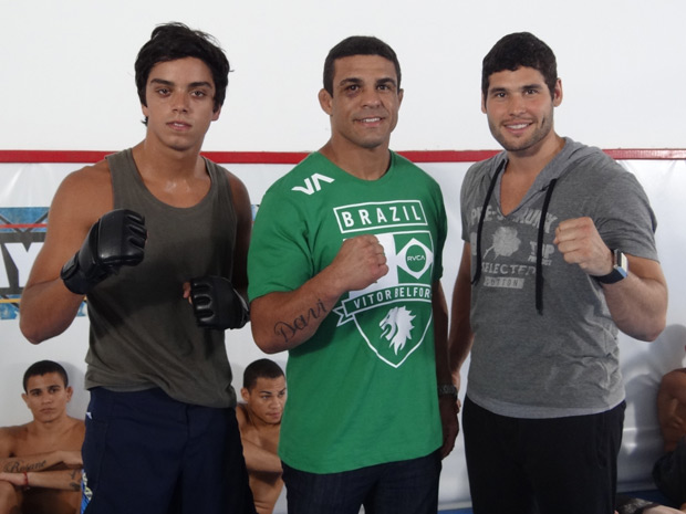 Rodrigo Simas em Fina Estampa