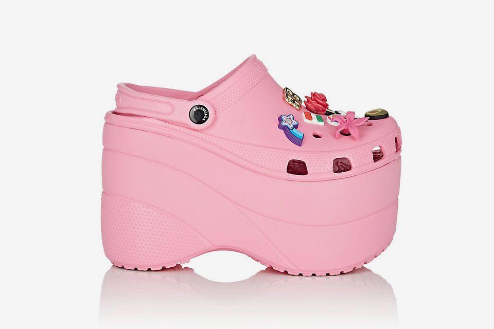 Balenciaga X Crocs Rosa