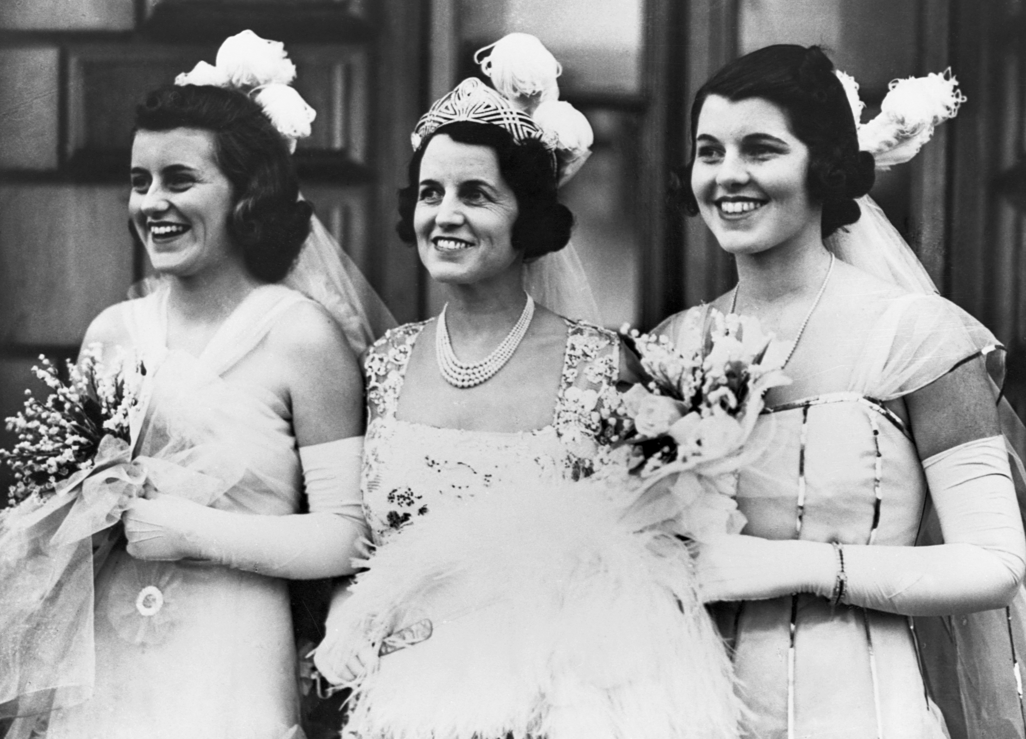 Kathleen, Rose, e Rosemary Kennedy