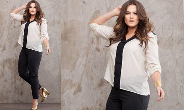 Luciana Cristhovam | Reportagem visual: Danilo Moralles | Modelo: Fernanda Machado (Ford Models) | Cabelo e maquiagem: Kiko de Lima (First)