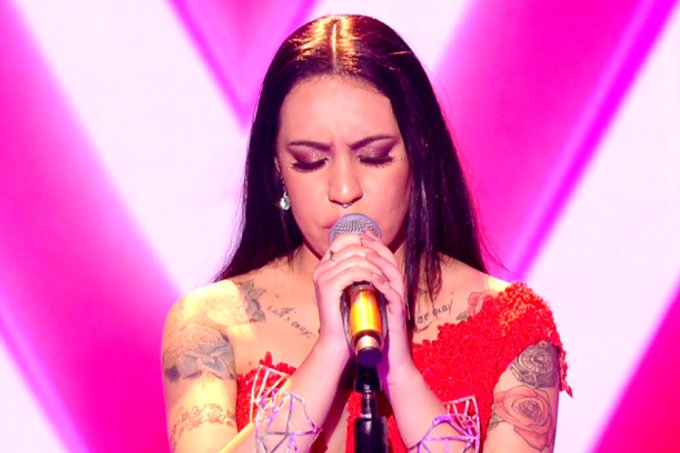 Samanta Ayara vence o the voice brasil 2017