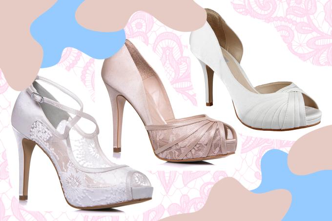 30 sapatos lindos a partir de R$ 50 para você casar