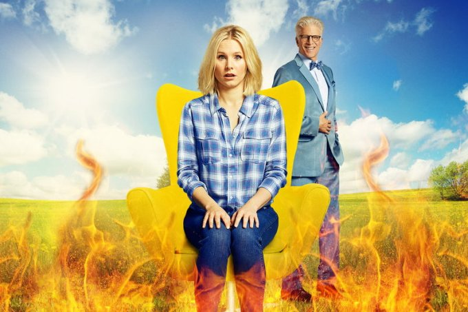 Séries para maratonar Netflix – The Good Place