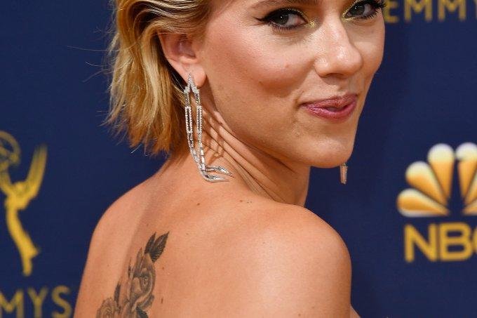 Scarlett Johansson Emmy 2018