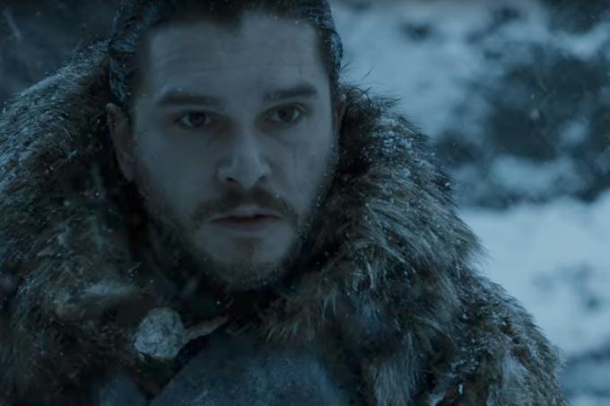 Jon Snow Game of Thrones Aegon Targaryen