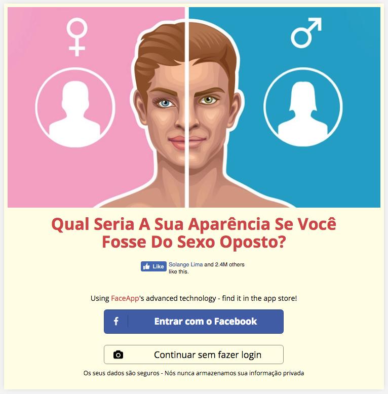 Kueez - teste de gênero