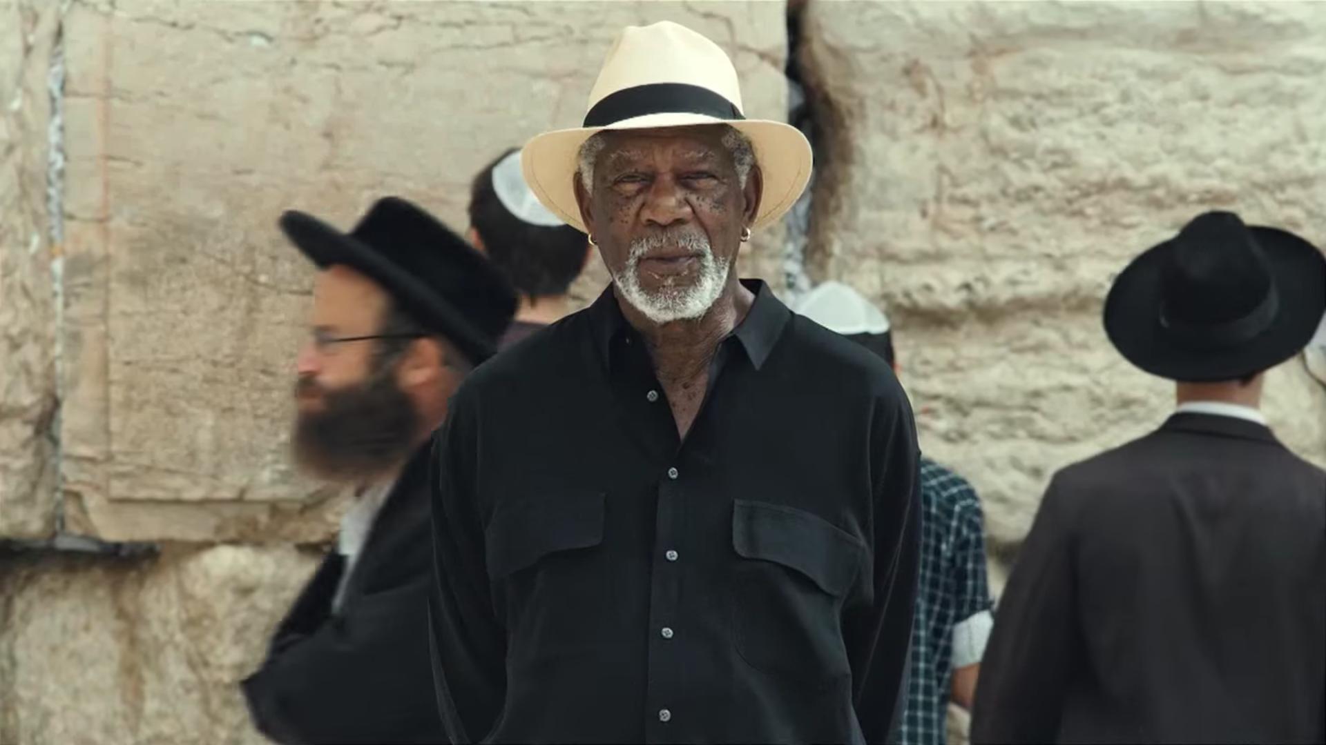 A História De Deus, com Morgan Freeman