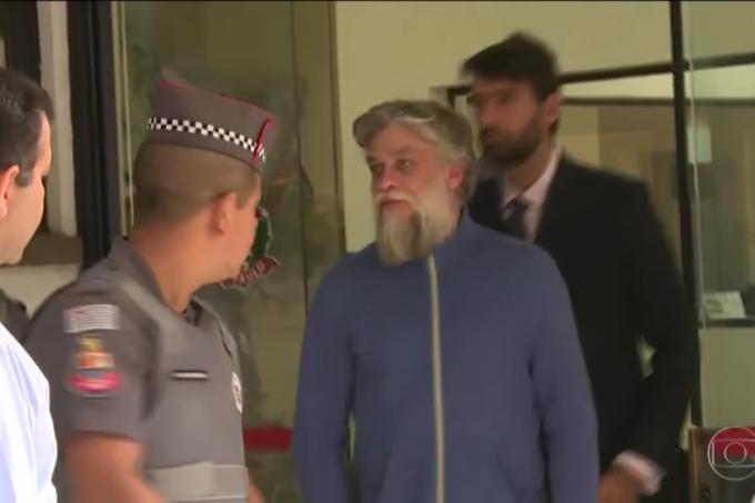 Fabio Assunção detido em São Paulo
