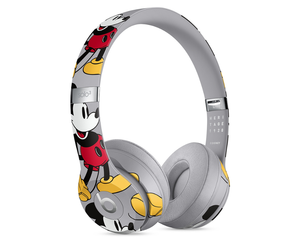 Beats by Dr. Dre XMickey Mouse