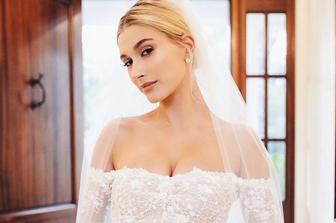 Hailey Baldwin noiva