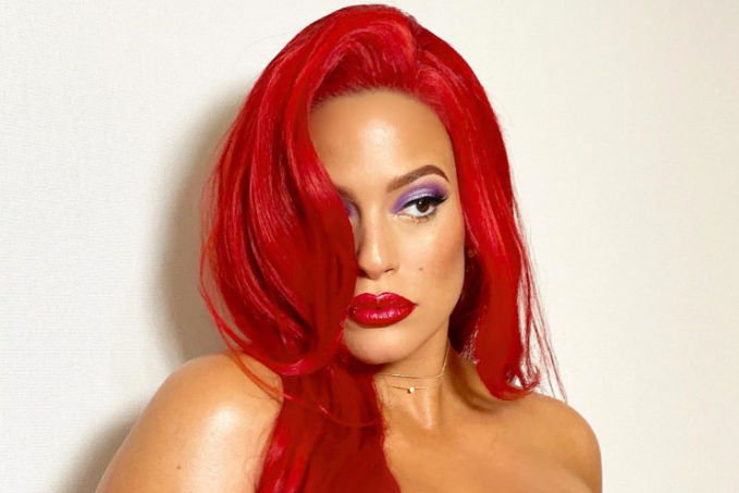 Ashley Graham Jessica Rabbit