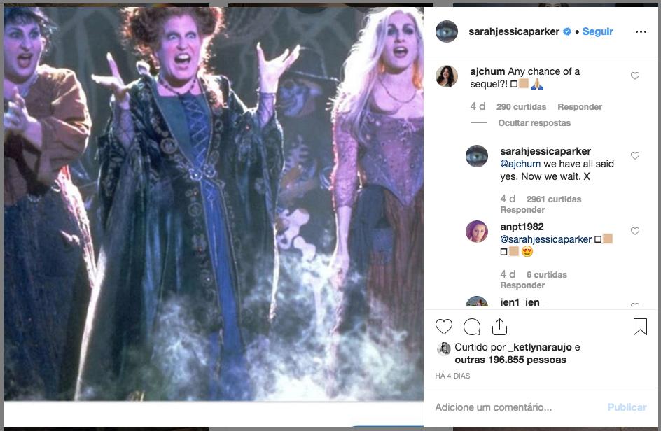 Sarah Jessica Parker - Abracadabra