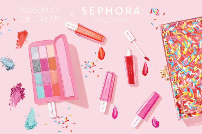 Museum Of Ice Cream X Sephora