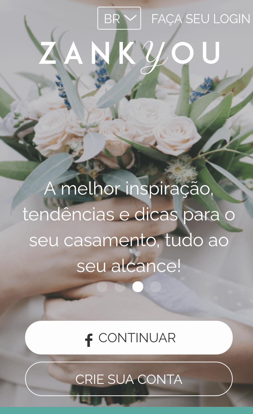 Aplicativos que te ajudam a organizar o casamento - Zankyou