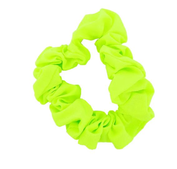 Scrunchie Lenço Verde Neon pri schiavinato 45