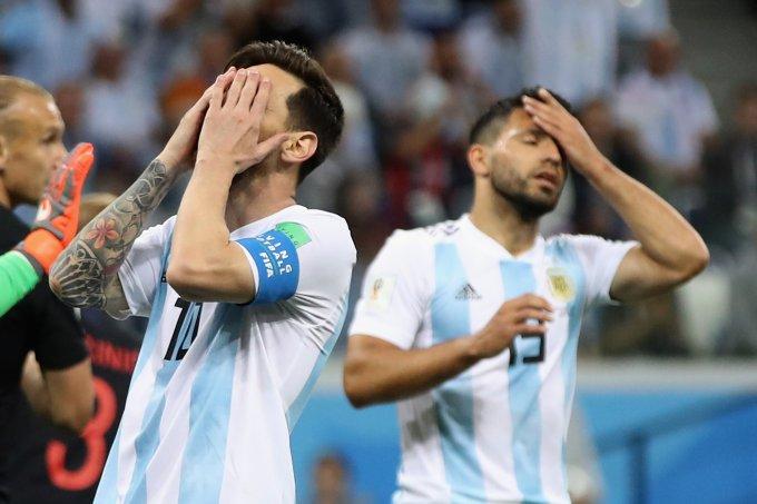 selecao argentina copa do mundo