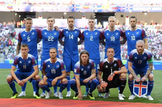 Selecao da Islandia Copa do Mundo