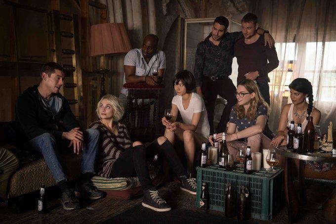 Sense8 é cancelada pela Netflix
