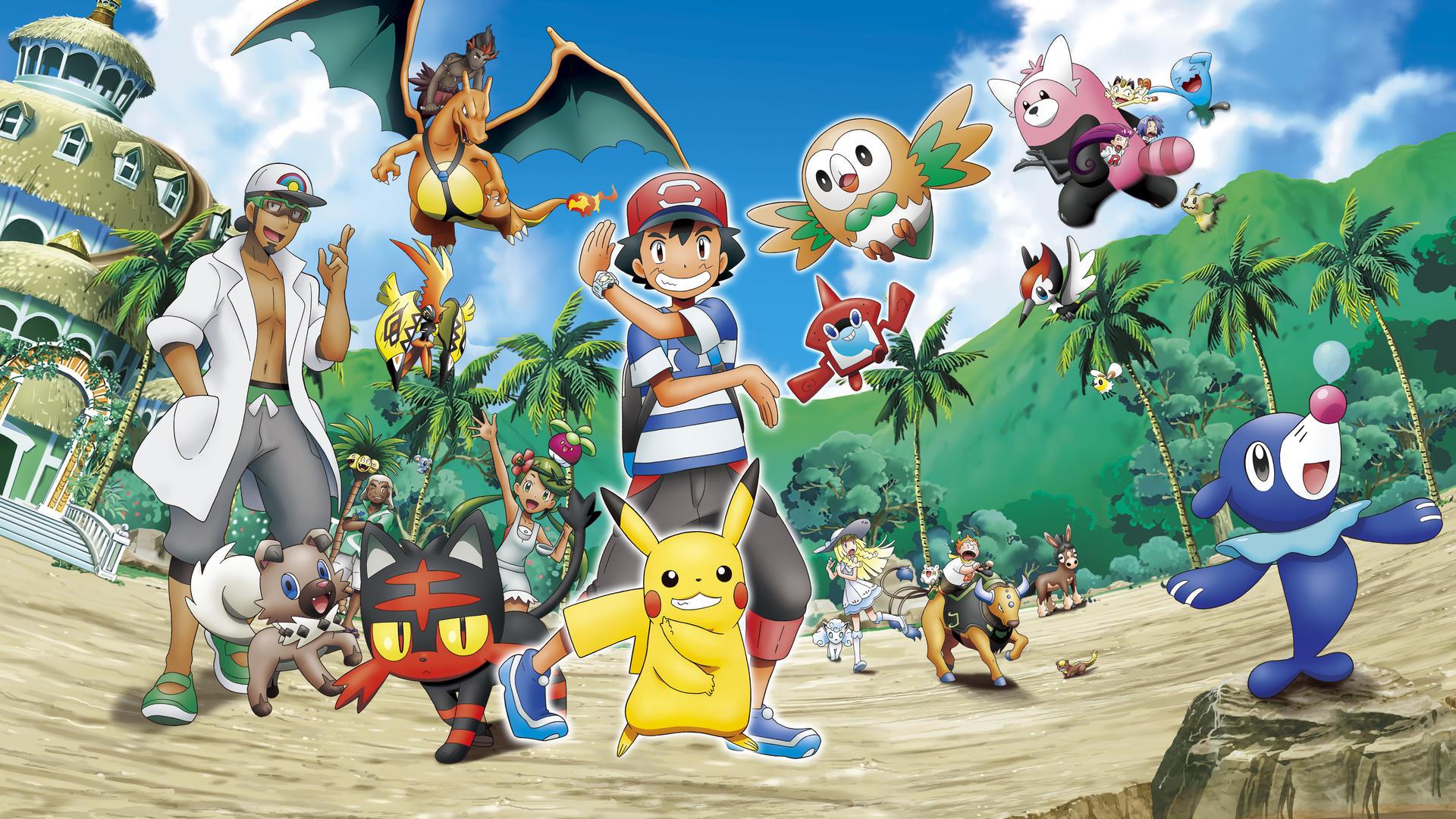 Pokémon Sol e Lua (Ultra-aventuras)_ Temporada 2