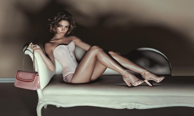 Sophie Charlotte estrela campanha de verão da Corello