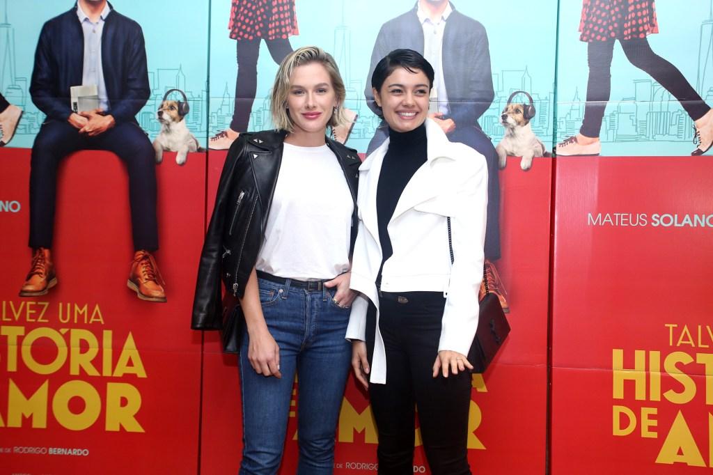 Fiorella Mattheis e Sophie Charlotte