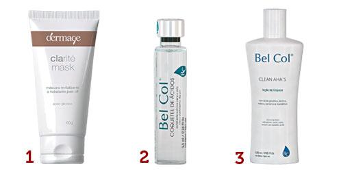 Saiba como usar ácidos para tratar acne, manchas  e rugas
