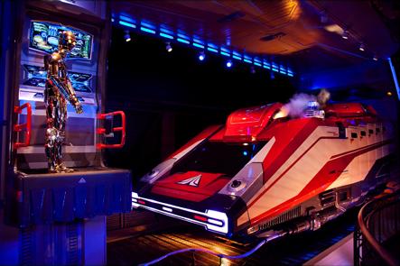 Star Wars na Disney Star Tours