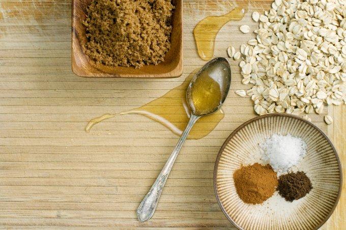 Substitutos saudáveis para o açúcar