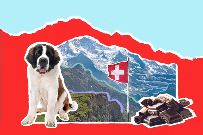Destaque – Suíça