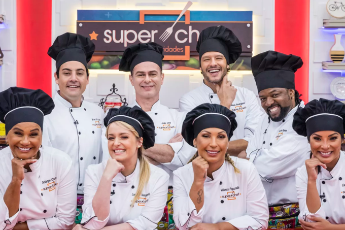 Super Chef Celebridades