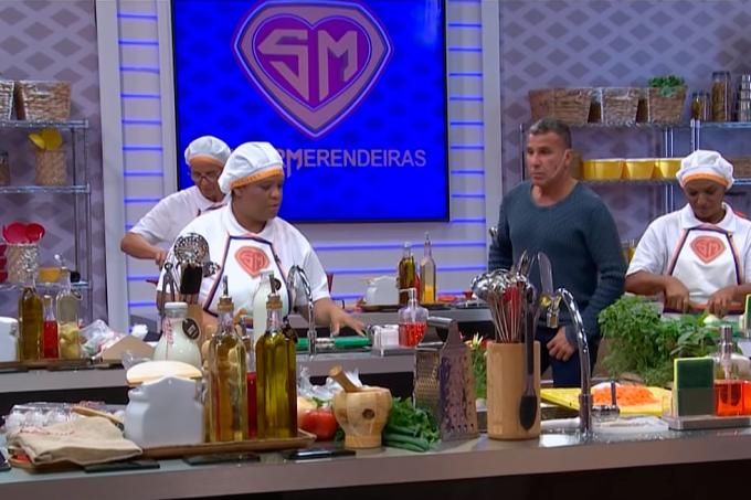 O reality show Super Merendeiras