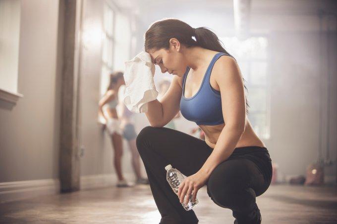 Tamanho dos seios interfere nos exercícios físicos