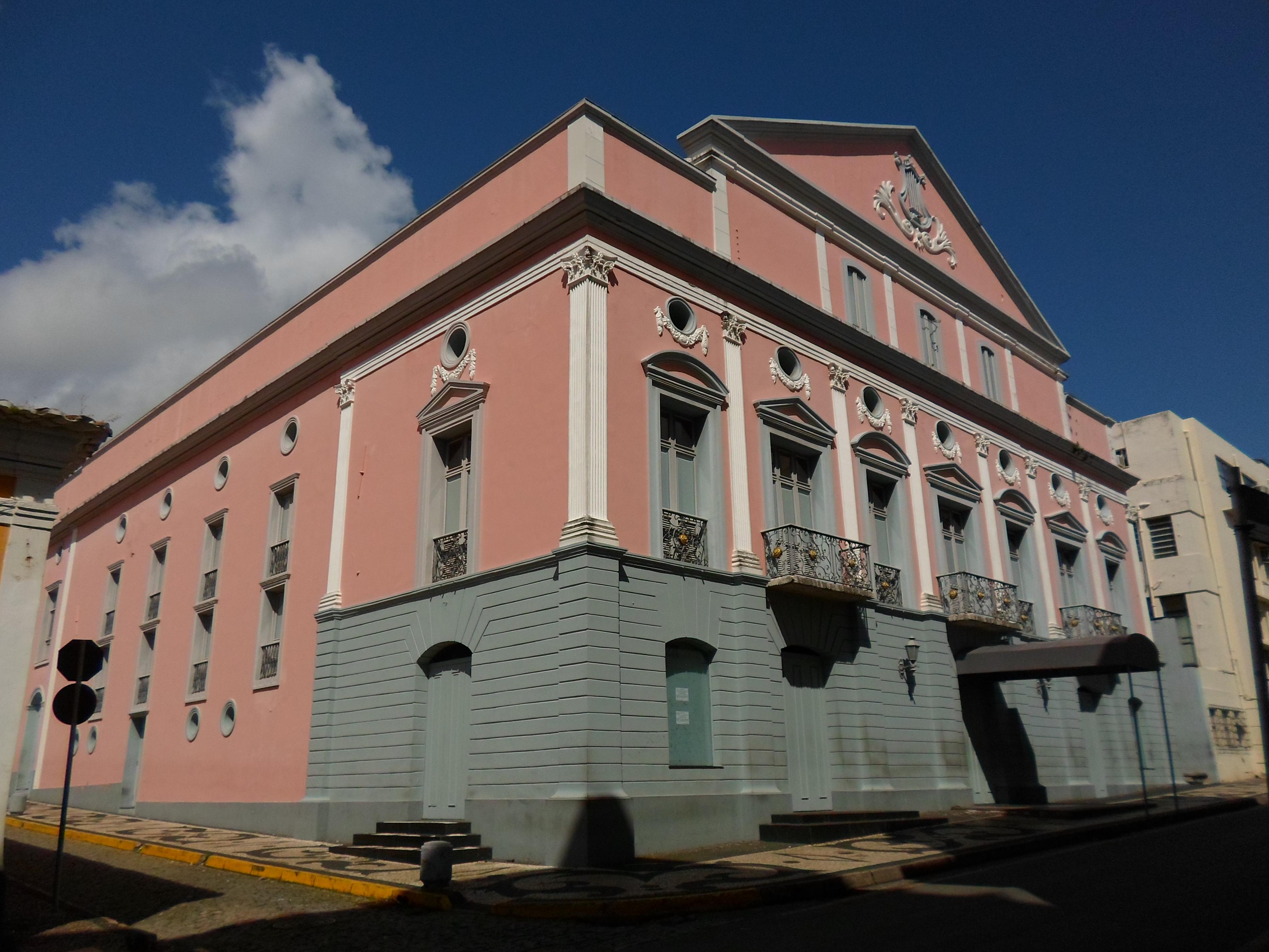 São Luís (MA) – Primeiro teatro do Brasil