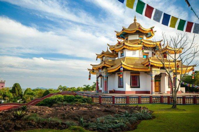 Templo Chagdud Gonpa Khadro Ling – Três Coroas RS