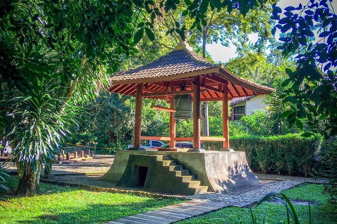 Templo Zen Morro da Vargem - Ibiraçu ES
