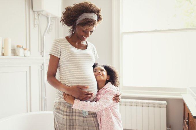 Tempo certo para a segunda gravidez