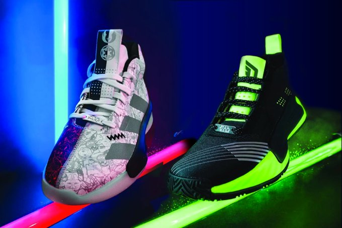 Tenis Adidas Star Wars