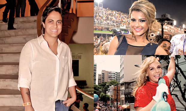 Rose Delfino e Mariana Oliveira/Edição Mdemulher