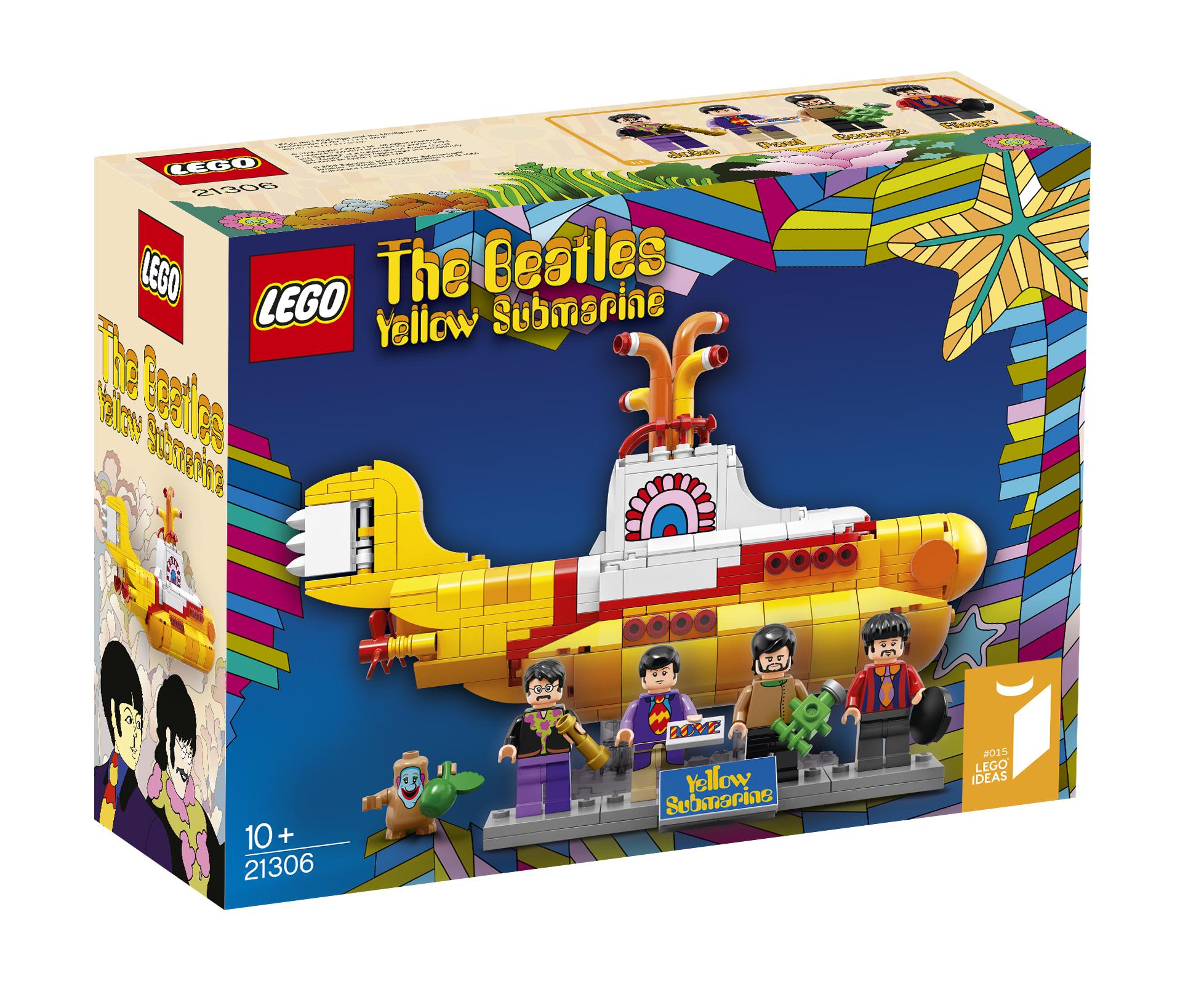 Divulgação/LEGO