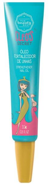 <span>Óleo Fortalecedor Cleo's Secrets, Produtinhos da Beauty, R$ 33, thebeautybox.com.br.</span>