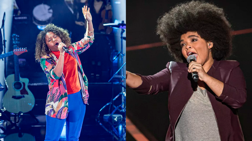 Semifinalistas do The Voice 2019