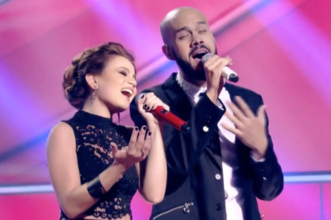 The Voice Brasil – Carol Biazin e Juliano Barreto