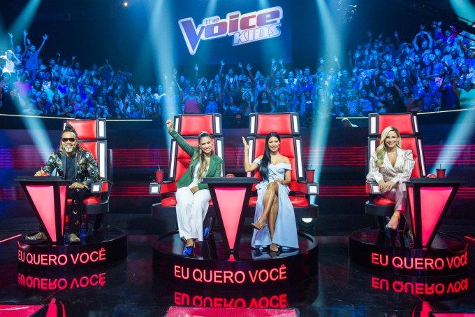 Simone e Simaria The Voice Kids