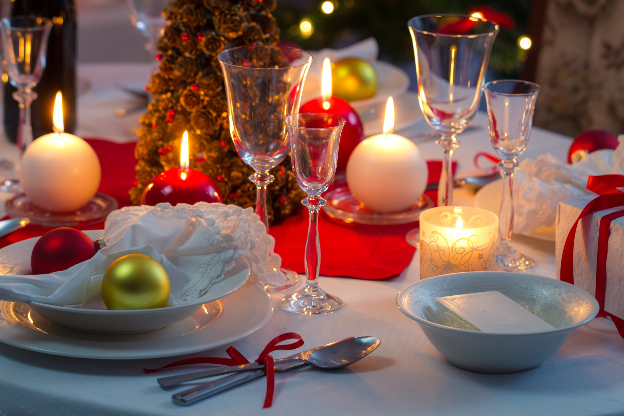 Como decorar a mesa para uma linda noite de Natal | CLAUDIA