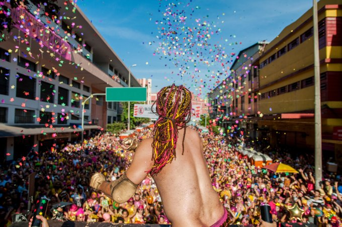 Então Brilha – Bloco Carnavalesco agitando a cidade de Belo Horizonte
