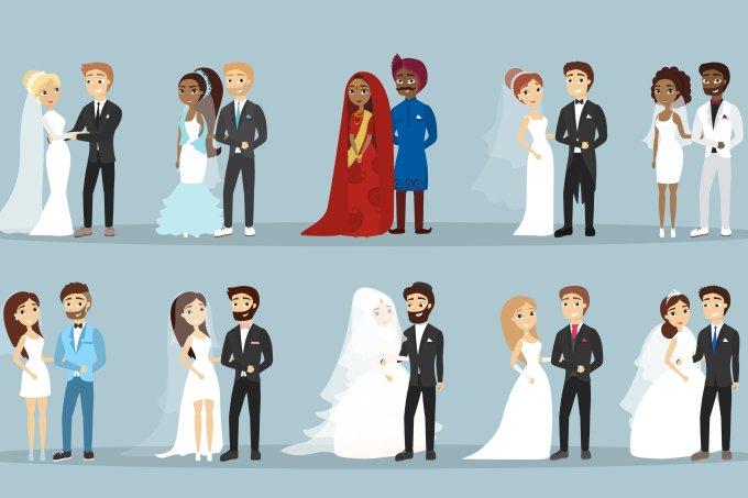 Conheça 10 diferentes  tradições de casamento ao redor do mundo