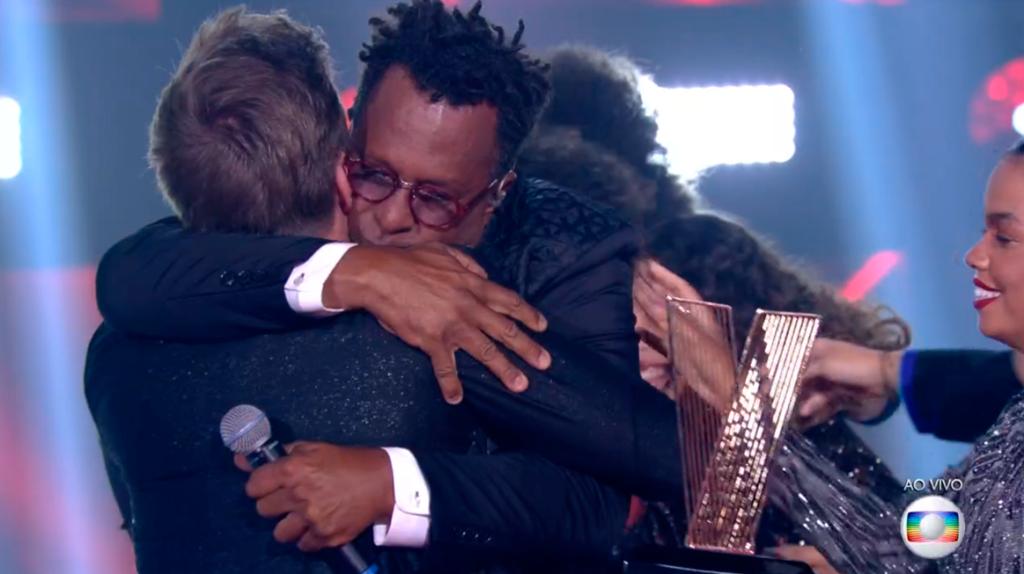 Tony Gordon vencedor do The Voice Brasil